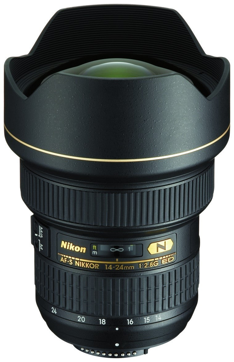 Nikon AF-S 14-24mm f2.8G ED - Photo-Video - Nikon - Helix Camera