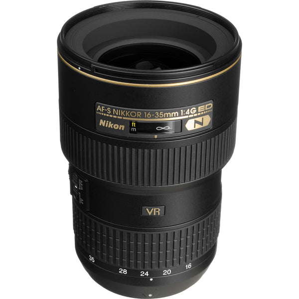 Nikon AF-S NIKKOR 16-35mm f/4G ED VR - Photo-Video - Nikon - Helix Camera