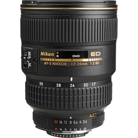Nikon AF-S NIKKOR 17-35mm f/2.8D IF-ED - Photo-Video - Nikon - Helix Camera