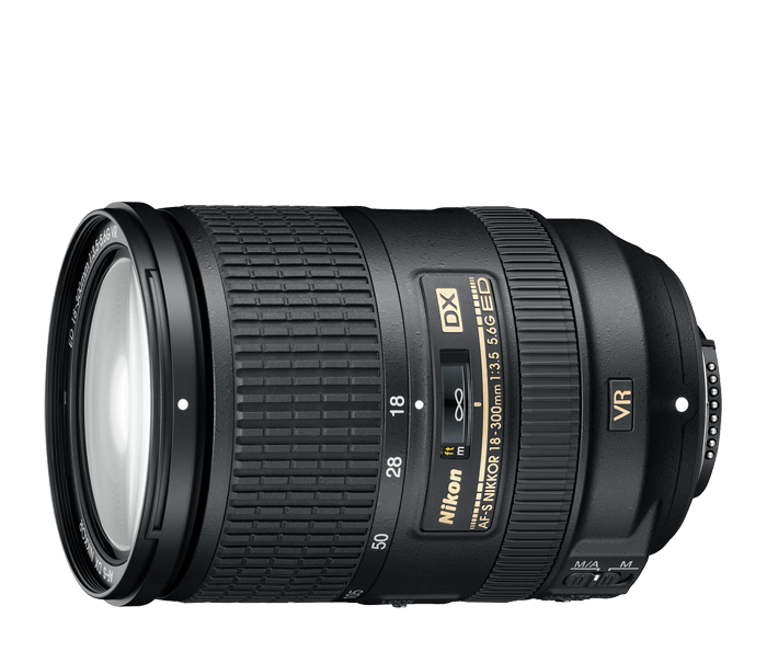 Nikon AF-S NIKKOR 18-300mm f/3.5-5.6G ED VR DX - Photo-Video - Nikon - Helix Camera