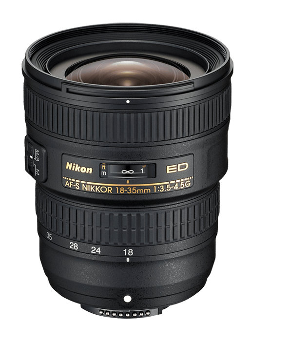 Nikon AF-S NIKKOR 18-35mm f/3.5-4.5G ED - Photo-Video - Nikon - Helix Camera