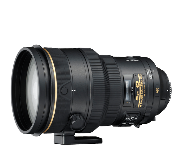 Nikon AF-S NIKKOR 200mm f/2G EDVR II - Photo-Video - Nikon - Helix Camera