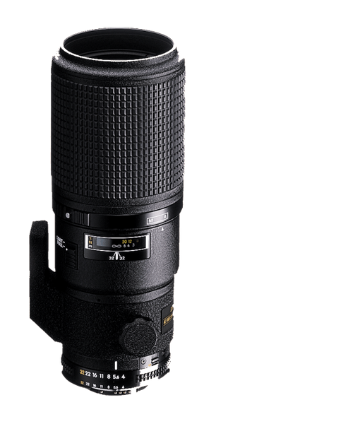 Nikon AF Micro NIKKOR 200mmf/4D IF-ED - Photo-Video - Nikon - Helix Camera