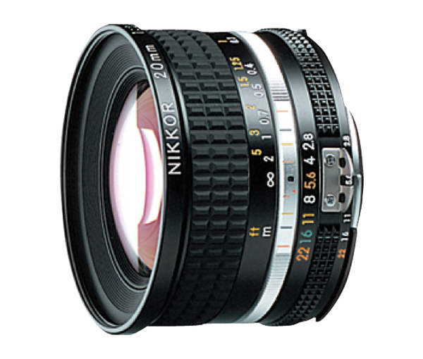 Nikon AI-S NIKKOR 20mm f/2.8 - Photo-Video - Nikon - Helix Camera