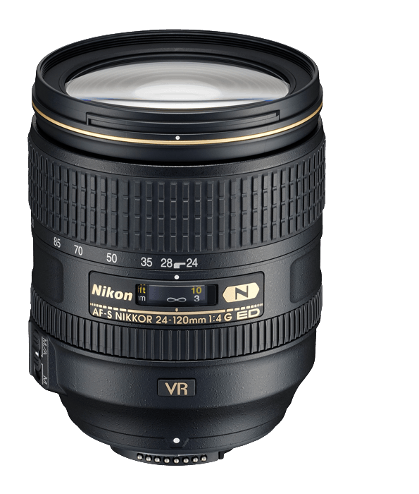 Nikon AF-S NIKKOR 24-120mm f/4G ED VR - Photo-Video - Nikon - Helix Camera