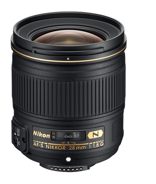 Nikon AF NIKKOR 28mm f/1.8G - Photo-Video - Nikon - Helix Camera