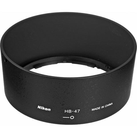 Nikon HB-47 Bayonet Lens Hood(repl) - Photo-Video - Nikon - Helix Camera