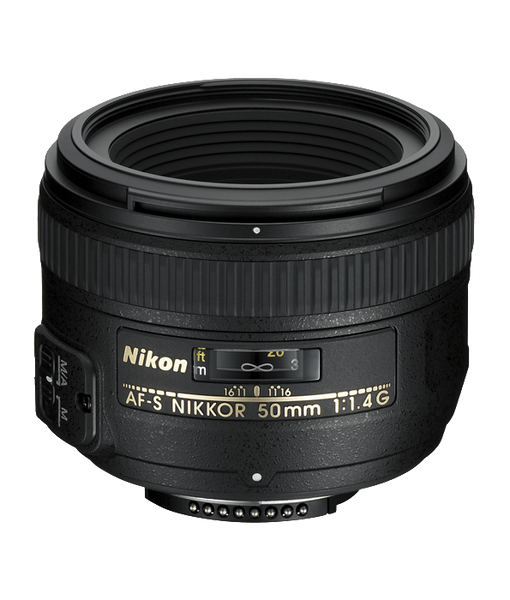 Nikon AF-S NIKKOR 50mm f/1.4G - Photo-Video - Nikon - Helix Camera
