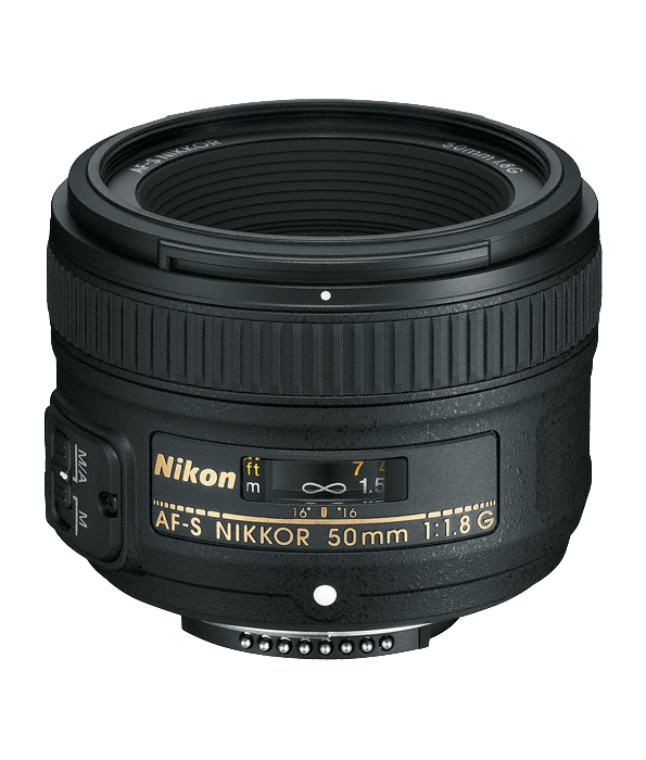 Nikon AF-S NIKKOR 50mm f/1.8G - Photo-Video - Nikon - Helix Camera