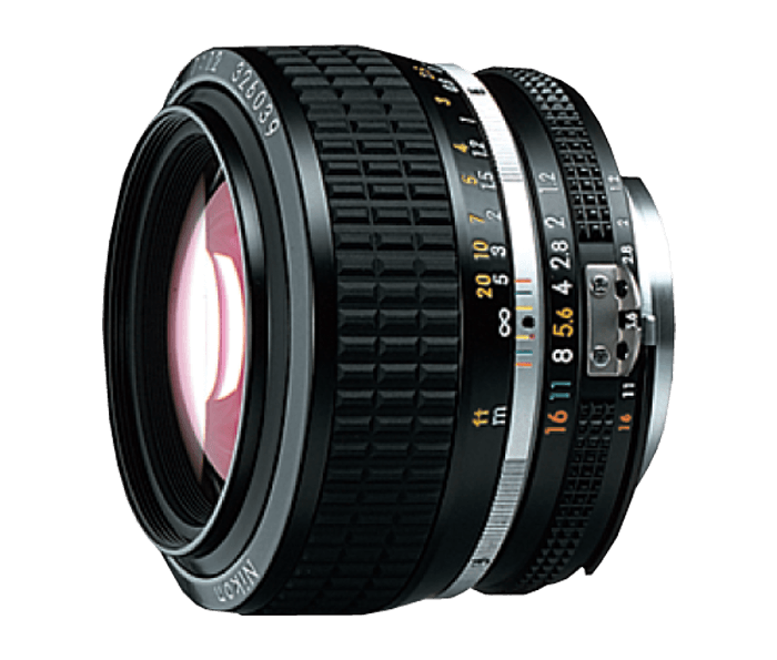Nikon AI-S NIKKOR 50mm f/1.2 - Photo-Video - Nikon - Helix Camera