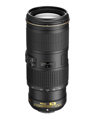 Nikon AF-S NIKKOR 70-200mm f/4G ED VR - Photo-Video - Nikon - Helix Camera
