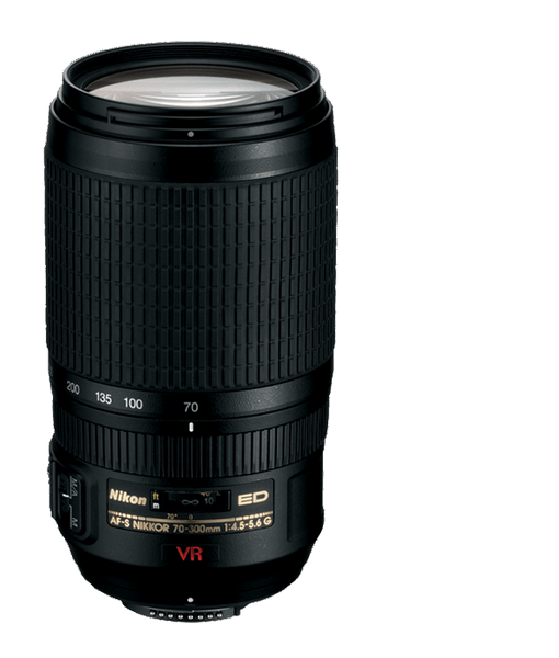 Nikon AF-S NIKKOR 70-300mm f/4.5-5.6G ED-IF VR - Photo-Video - Nikon - Helix Camera