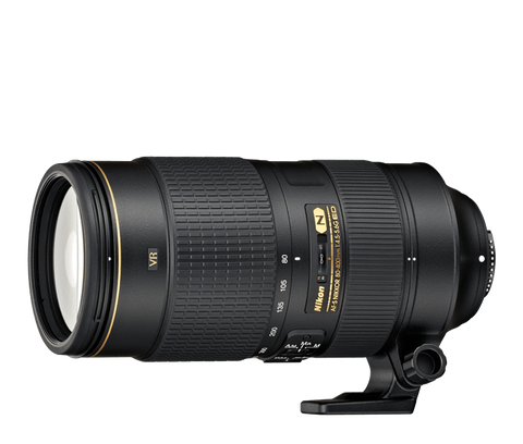 NIKON AF-S NIKKOR 80-400MM F/4.5-5.6G ED VR - Photo-Video - Nikon - Helix Camera