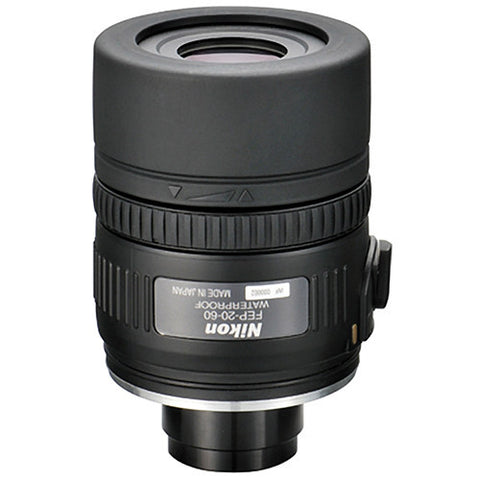 Nikon 20-60X Edg Fieldscope Eyepiece 8299 - Photo-Video - Nikon - Helix Camera