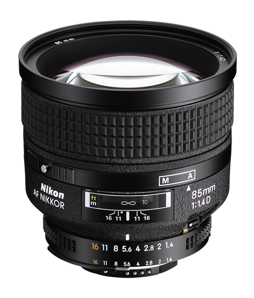 Used Nikon AF 85mm f1.4D Lens - Photo-Video - Nikon - Helix Camera