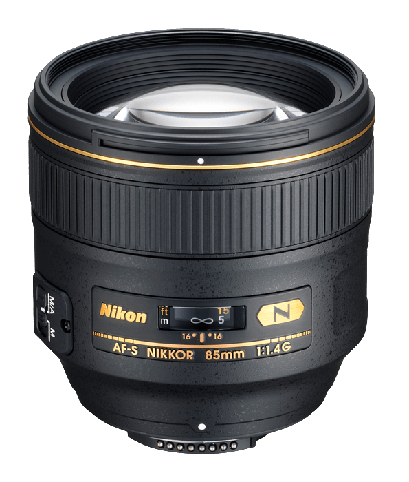 NIKON AF-S NIKKOR 85MM F/1.4G - Photo-Video - Nikon - Helix Camera