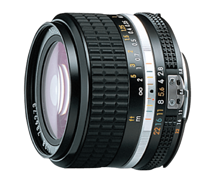 Nikon AI-S NIKKOR 24mm f/2.8 - Photo-Video - Nikon - Helix Camera