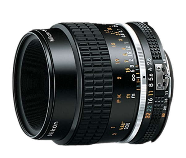 Nikon AI-S Micro NIKKOR 55mm f/2.8 - Photo-Video - Nikon - Helix Camera