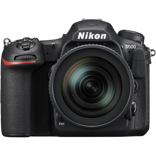 Nikon D500 w/16-80mm F2.8-4 Lens Kit - Photo-Video - Nikon - Helix Camera