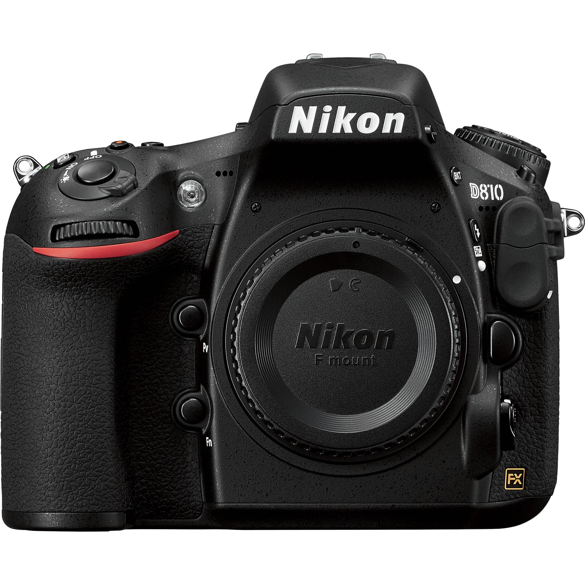 Nikon D810 FX Digital SLR Body Only