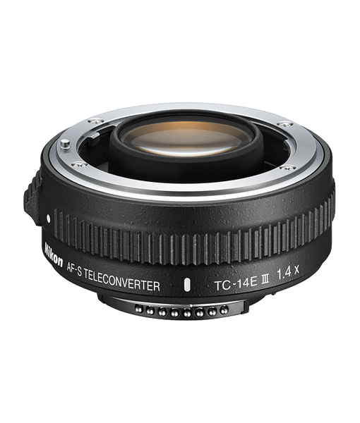 Nikon AF-S Teleconverter TC-14E III - Photo-Video - Nikon - Helix Camera