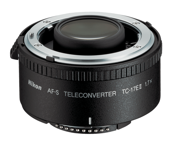 Nikon AF-S Teleconverter TC-17E II - Photo-Video - Nikon - Helix Camera
