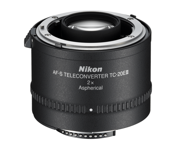 Nikon AF-S Teleconverter TC-20E III - Photo-Video - Nikon - Helix Camera