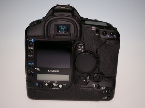 Used Canon EOS 1D Mark II N DSLR Body
