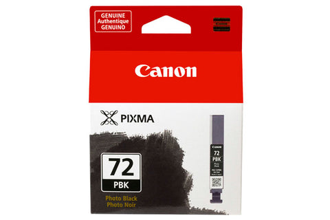 Canon Lucia PGI-72 Photo Black Ink Tank