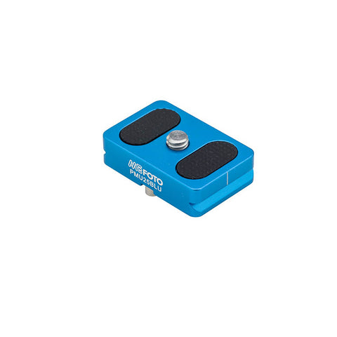 MeFoto PMU25 Quick Release Plate Backpacker Air - Blue