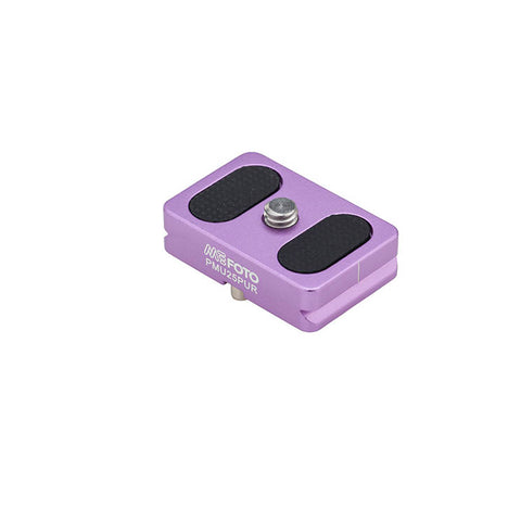 MeFoto PMU25 Quick Release Plate Backpacker Air - Purple