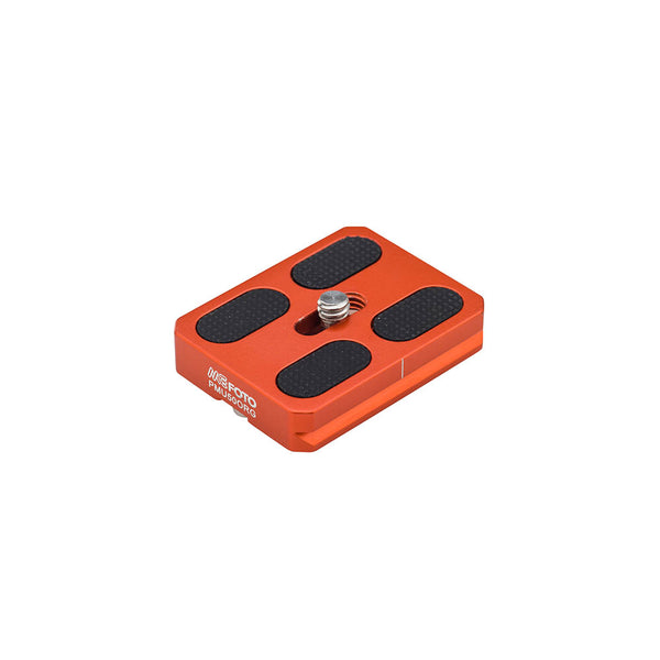 MeFoto PMU50 Quick Release Plate Roadtrip/Globetrotter Air - Orange