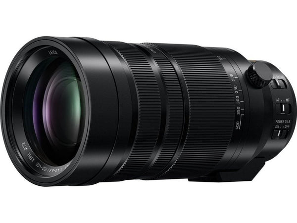Panasonic Lumix G Leica DG Vario 100-400mm f4-6.3 O.I.S. Elmar Lens - Photo-Video - Panasonic - Helix Camera