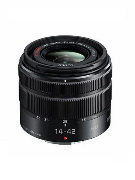 Panasonic Lumix G Vario 14-42mm f/3.5-5.6 II ASPH. MEGA O.I.S. Lens - Photo-Video - Panasonic - Helix Camera