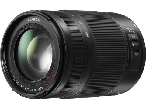 Panasonic Lumix G Vario 35-100mm f/2.8  Zoom Lens