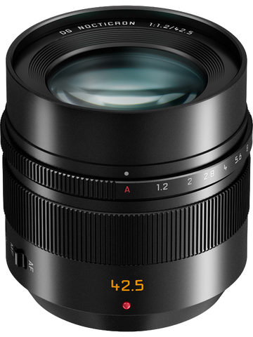 Used Panasonic Lumix G Leica DG Nocticron 42.5mm f/1.2 ASPH Power OIS