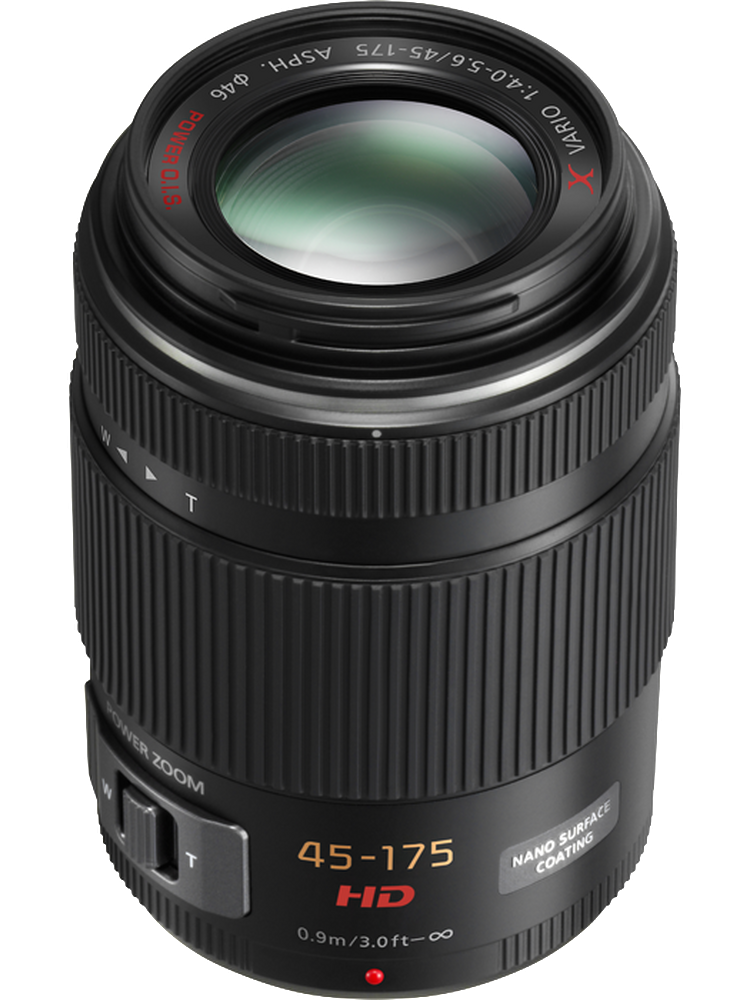 Panasonic LUMIX G X Vario 45-175mm F4.0-5.6 ASPH Power O.I.S. Lens - Photo-Video - Panasonic - Helix Camera