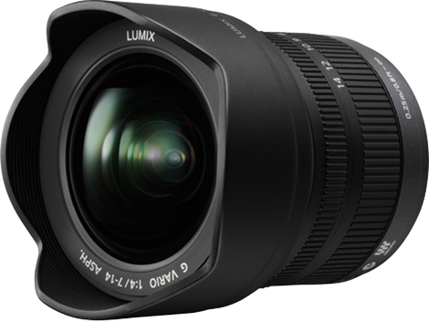 Panasonic Lumix G Vario 7-14mm f/4.0 ASPH. Lens - Photo-Video - Panasonic - Helix Camera