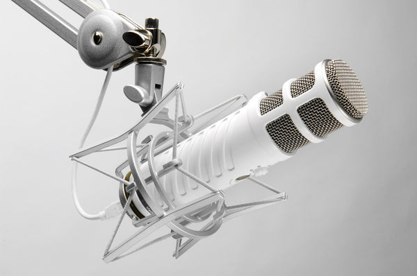 RODE Podcaster USB Broadcast Microphone - Audio - RØDE - Helix Camera