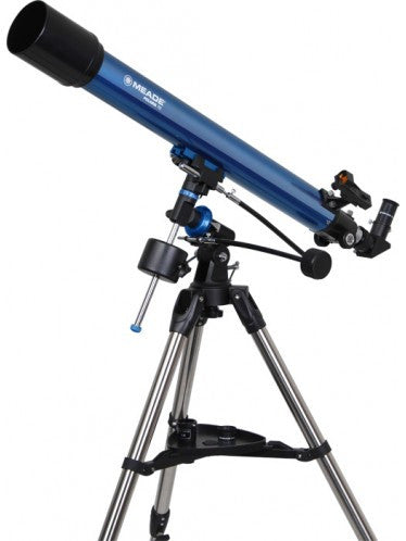 Polaris 70mm German Equatorial Refractor - Telescopes - Meade - Helix Camera