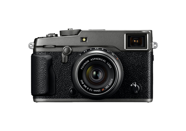 Fujifilm X-Pro 2 Mirrorless Camera & XF 23mm f2.0 - Graphite