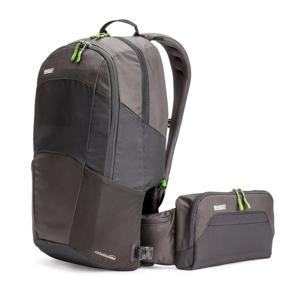 MindShift rotation180° Travel Away® 22L Charcoal - Photo-Video - Think Tank - Helix Camera