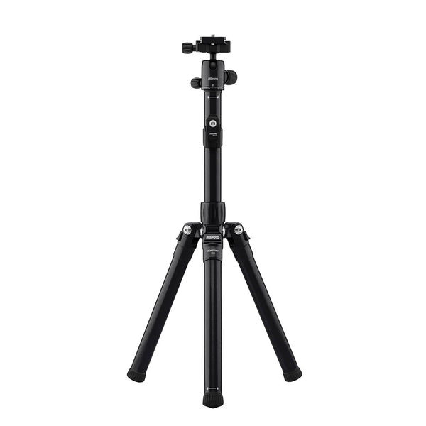 MeFoto Road Trip Air Travel Tripod with Ball Head - Black