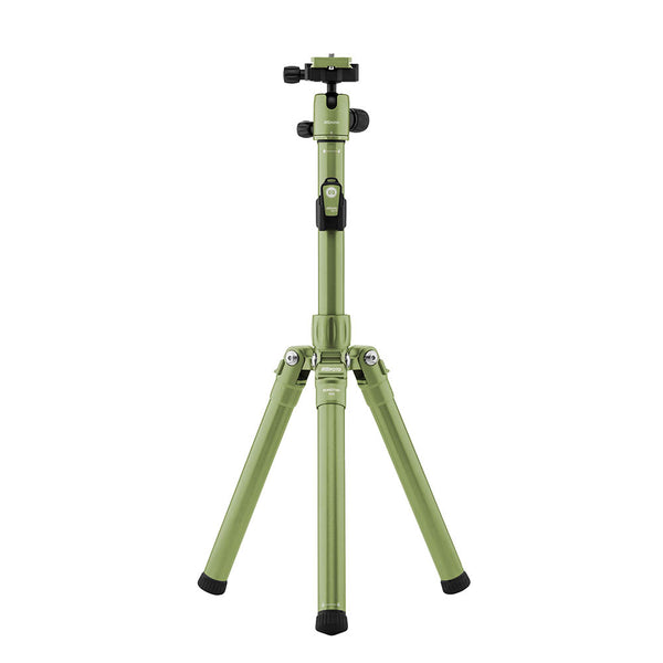 MeFoto Road Trip Air Travel Tripod with Ball Head - Green