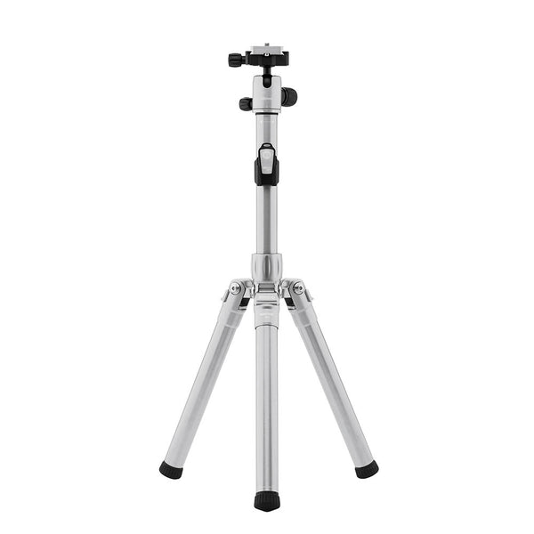 MeFoto Road Trip Air Travel Tripod with Ball Head - Titanium