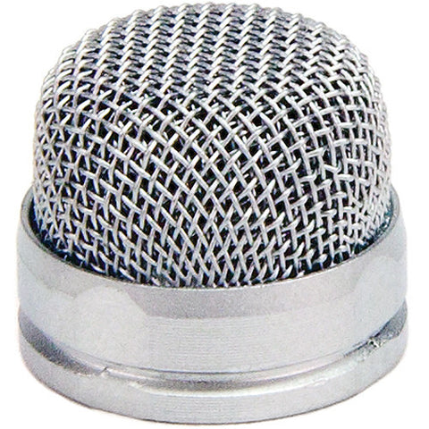 RODE Custom Pin-Head Replacement Unpainted Mesh Head for the PinMic (Silver) - Audio - RØDE - Helix Camera