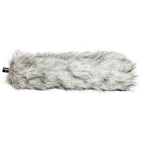 RODE DeadWombat Artificial Fur Wind Shield for Blimp - Audio - RØDE - Helix Camera