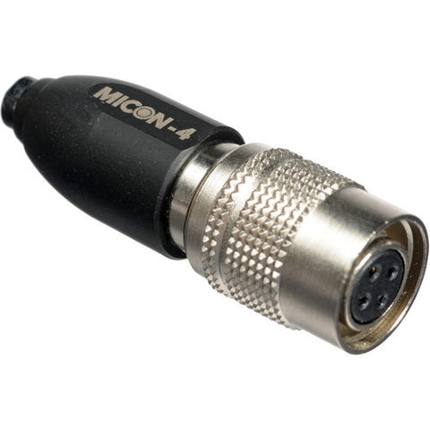 RODE MiCon-4 Connector for RODE MiCon Microphones (Audio-Technica) - Audio - RØDE - Helix Camera