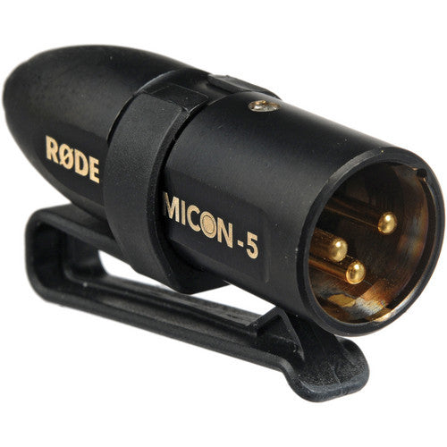 RODE MiCon-5 Connector for RODE MiCon Microphones (XLR)