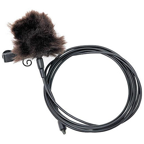 RODE Microphones Minifur-LAV Artificial Fur Wind Shield for Lavalier Microphone